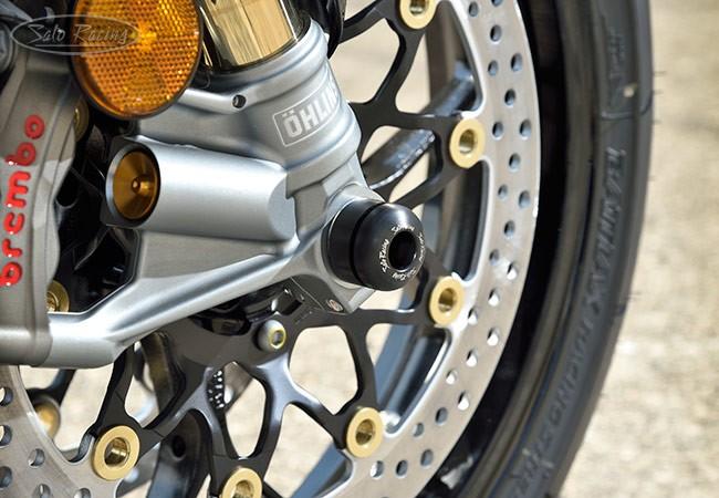 Sato Racing Front  Axle  Sliders For Honda CBR1000RR-R 2020 - 2021