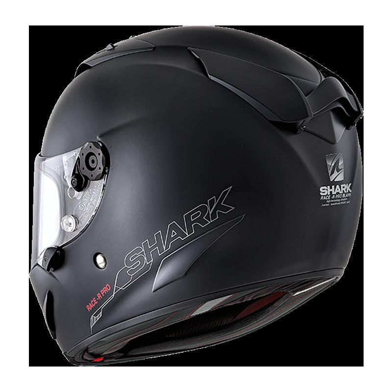 SHARK RACE-R PRO BLANK MATTE