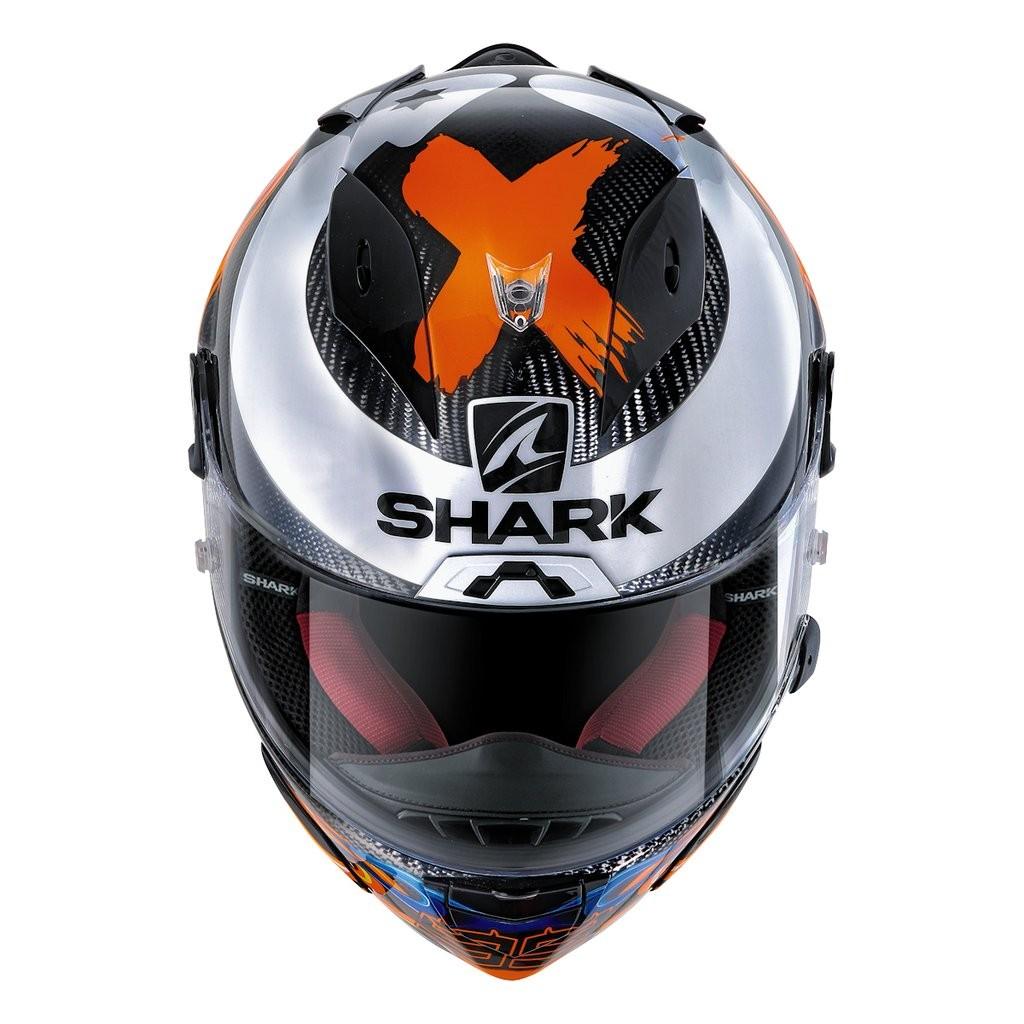 SHARK RACE-R PRO CARBON REPLICA LORENZO 2019