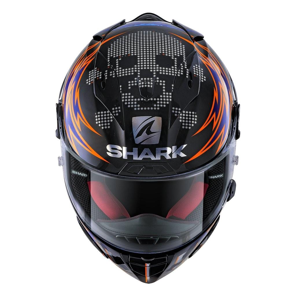 SHARK RACE-R PRO REPLICA LORENZO CATALUNYA 2019