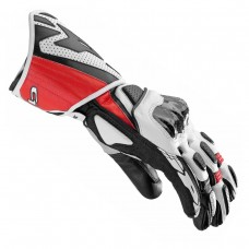 Spidi Carbo 1 Gloves -  Black/Red