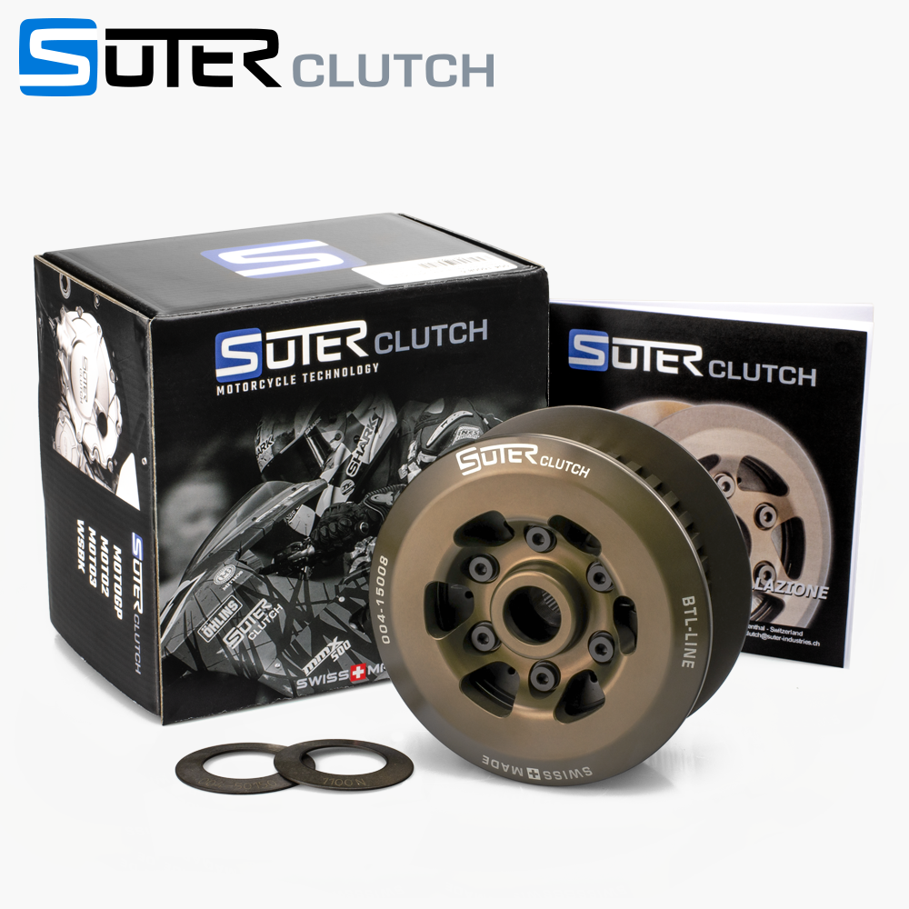 Suter Slipper Clutch 2015-2018 Yamaha YZF-R1 / R1M / R1S / FZ-10 / MT-10 - SuterClutch