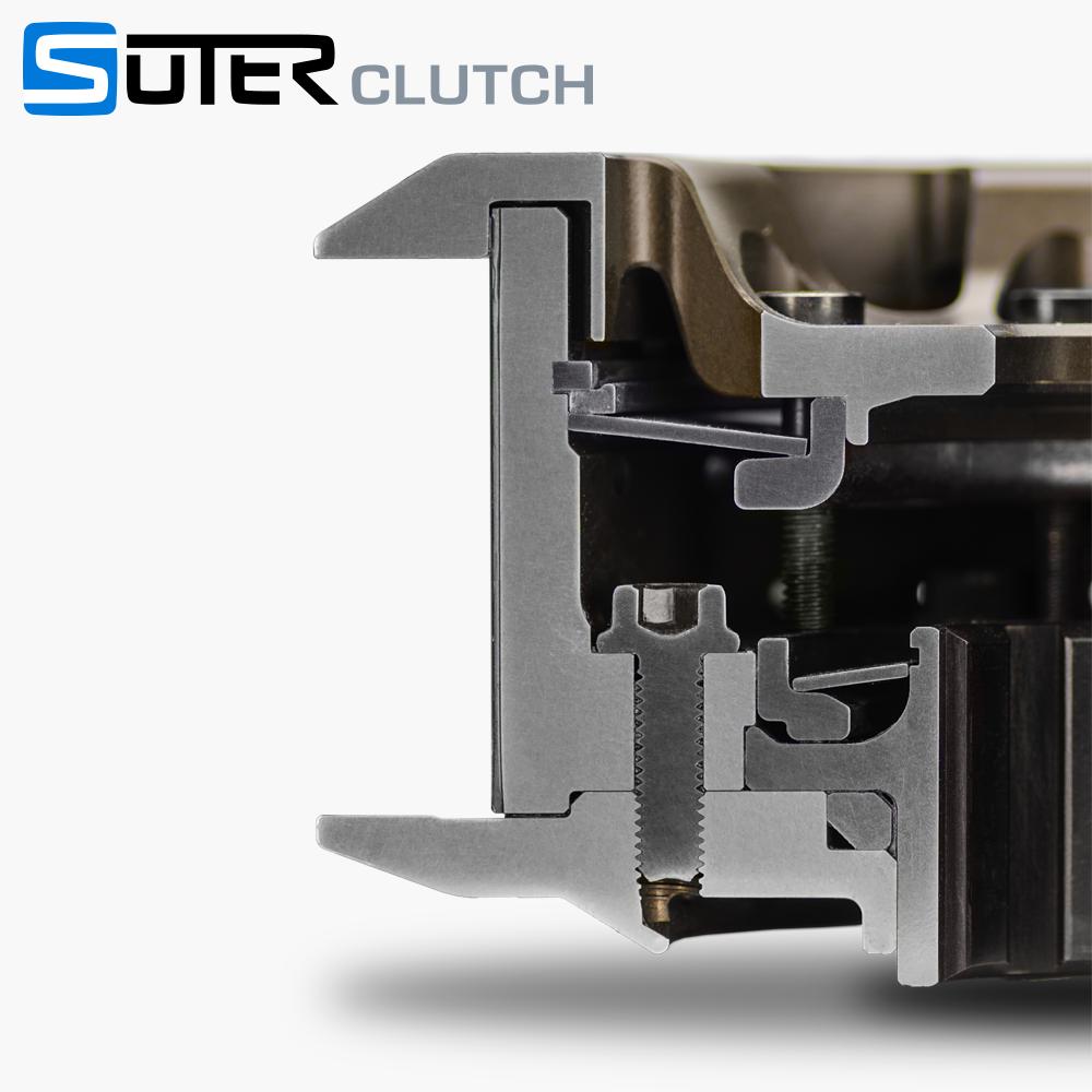 Suter Slipper Clutch - Ducati Panigale V4 R - SuterClutch