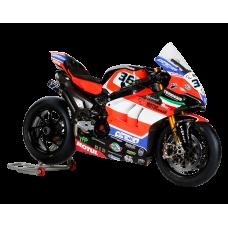 Termignoni Reparto Corse World Superbike Full Titanium Exhaust System - Ducati Panigale V4 / V4R / V4S / Superleggera