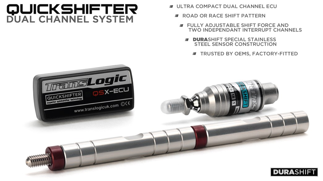 TransLogic Quickshifter  - 2014+ Yamaha YZF-R3