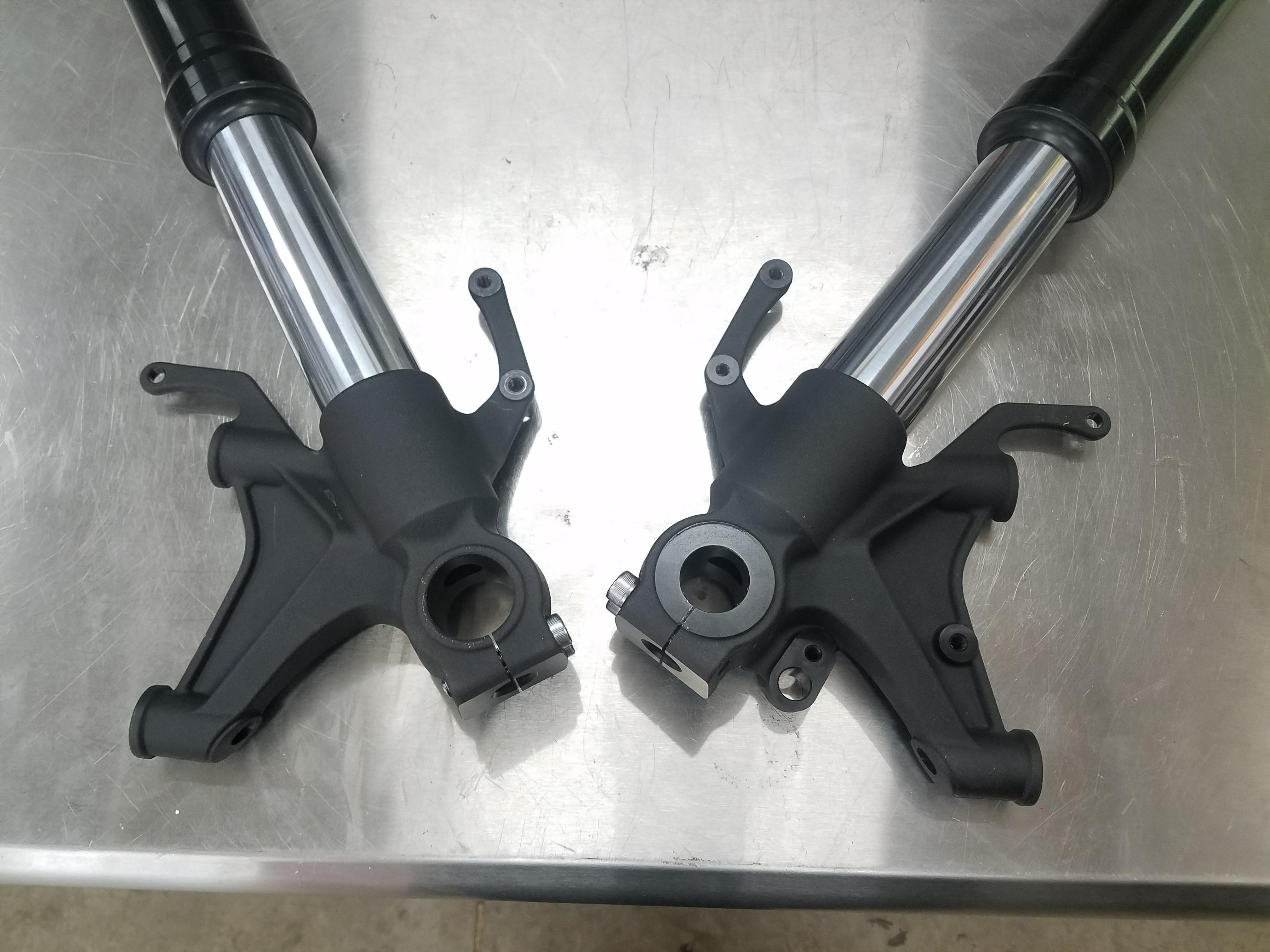NEW Condition OEM Forks - 2020 Yamaha YZF-R1
