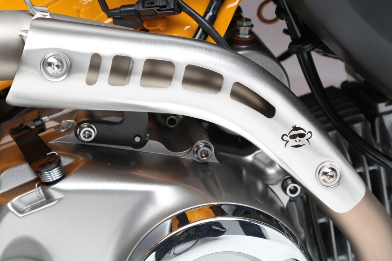 Yoshimura R&D RS-3 Slip On Muffler for 2019 Honda Monkey 125
