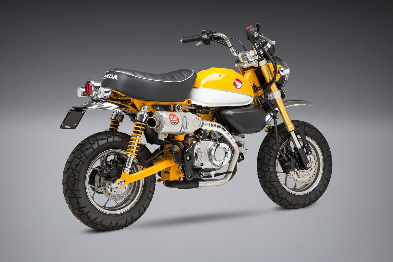 Yoshimura Rd Rs 3 Slip On Muffler For 2019 Honda Monkey 125