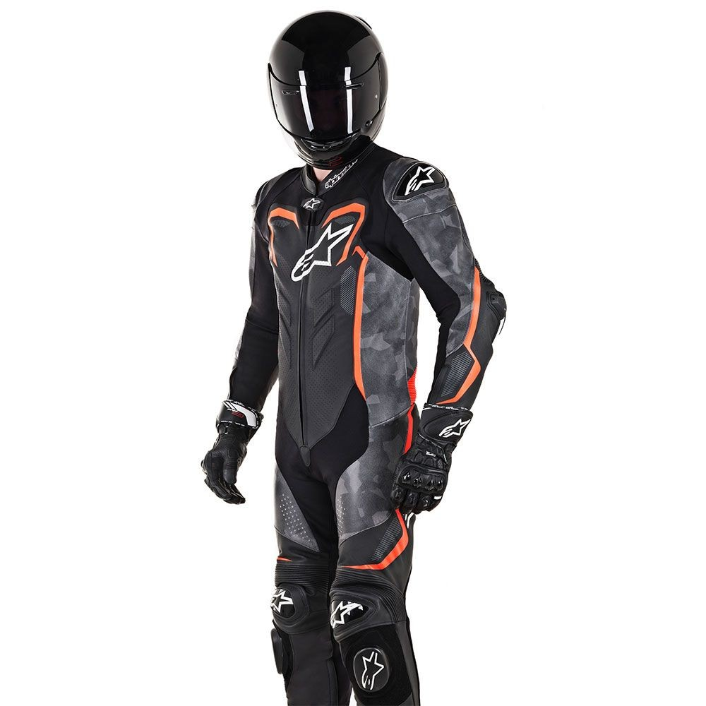 Alpinestars GP Plus Camo 1pc Leathers