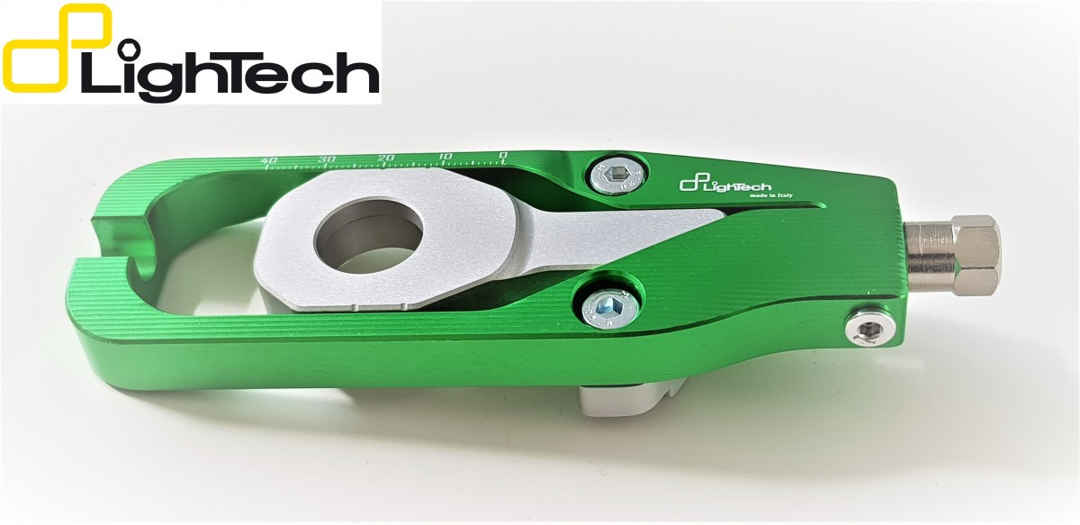 LighTech Chain Adjusters - 2011-2015 Kawasaki Ninja ZX-10R
