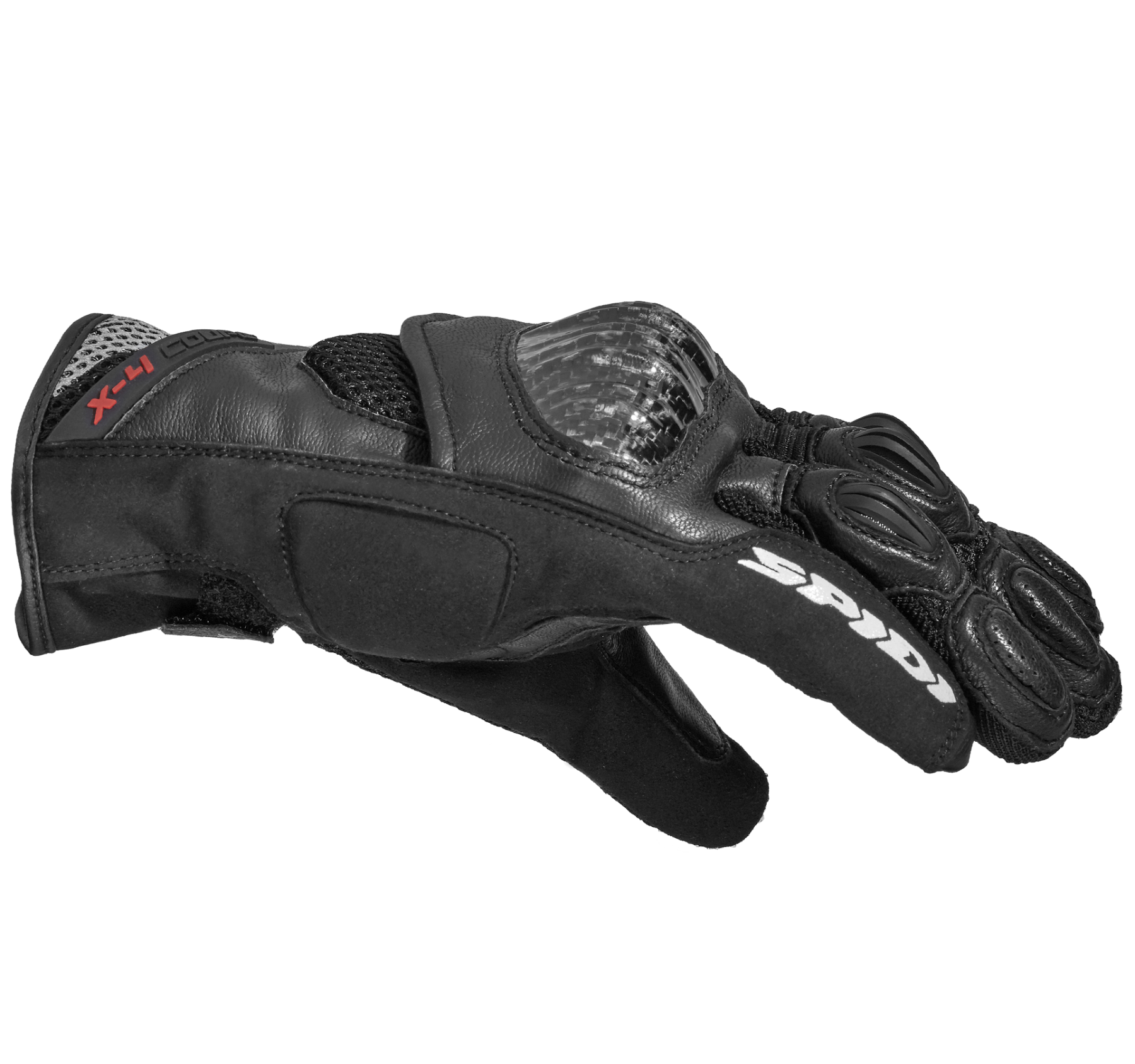 Spidi X4 Coupé Gloves -  Black