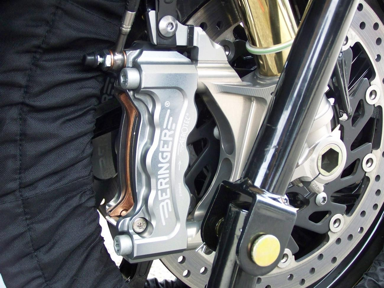 Beringer 130mm Calipers 2007-2014 Yamaha YZF-R1