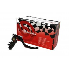 Brembo EVO 17x18 CNC Radial Master Cylinder - Short Lever