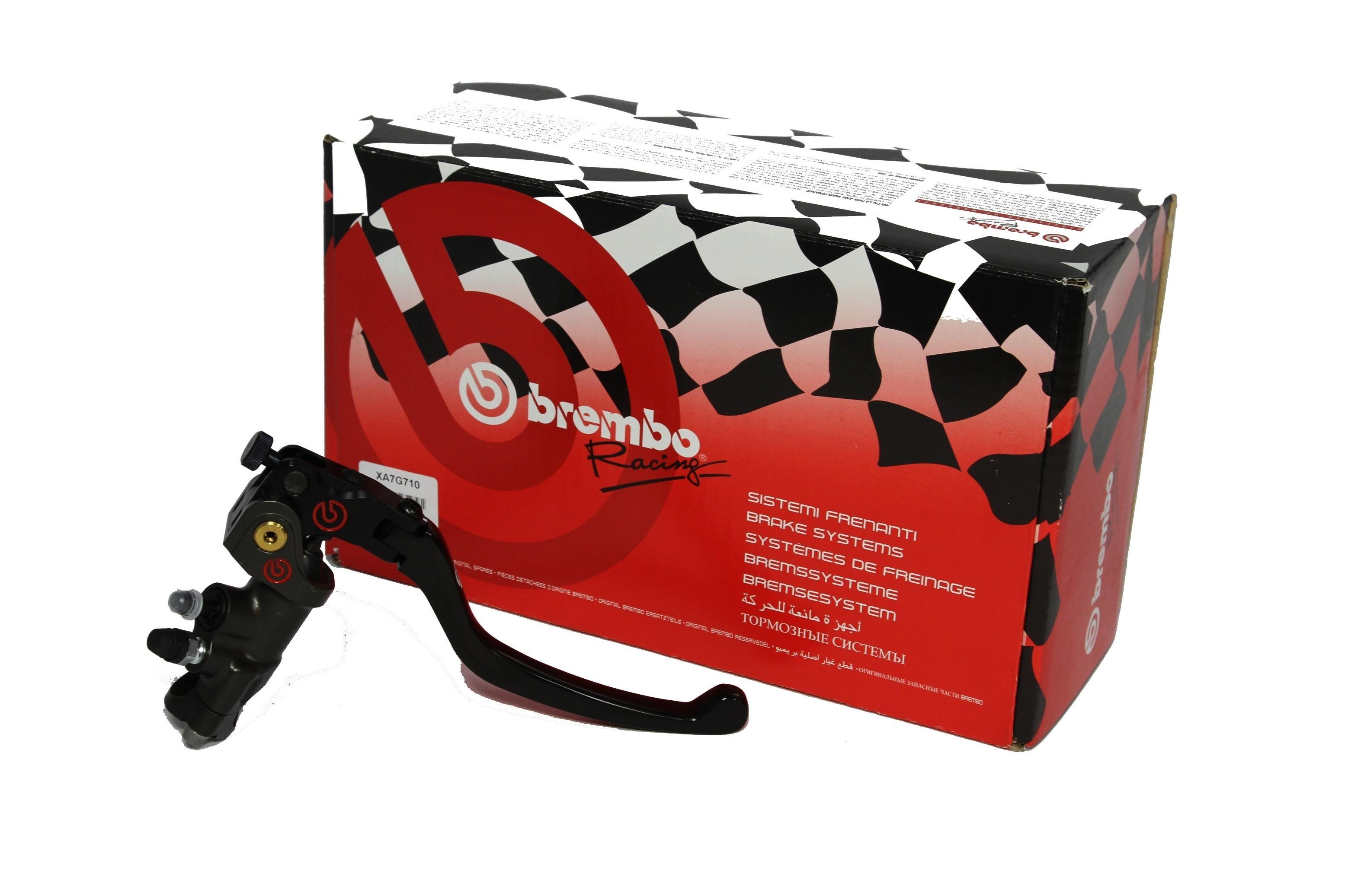 Brembo EVO 17x18 CNC Radial Master Cylinder