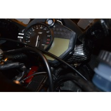 Lacomoto 2009-2014 YZF-R1 Carbon Fiber Fairing Stay and Gauge Mount