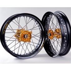 Excel G2 Supermoto Wheels 16.5 Front Wheel