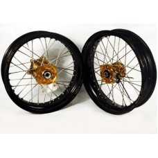 Excel G2 Supermoto Wheels 16.5 Front Wheel