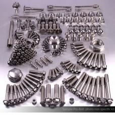 Titanium and Bolt Kits - Titanium Axles, Titanium Bolts, Race-Spec Bolts