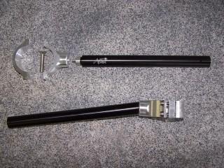 Apex MFG GP Adjustable Clip Ons Set