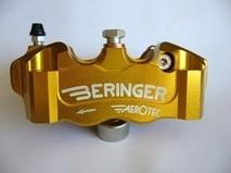 Beringer 100mm / 108mm Aerotec Billet Radial Calipers - Honda, Suzuki, Yamaha, Kawasaki, Ducati, BMW, Aprilia, Triumph