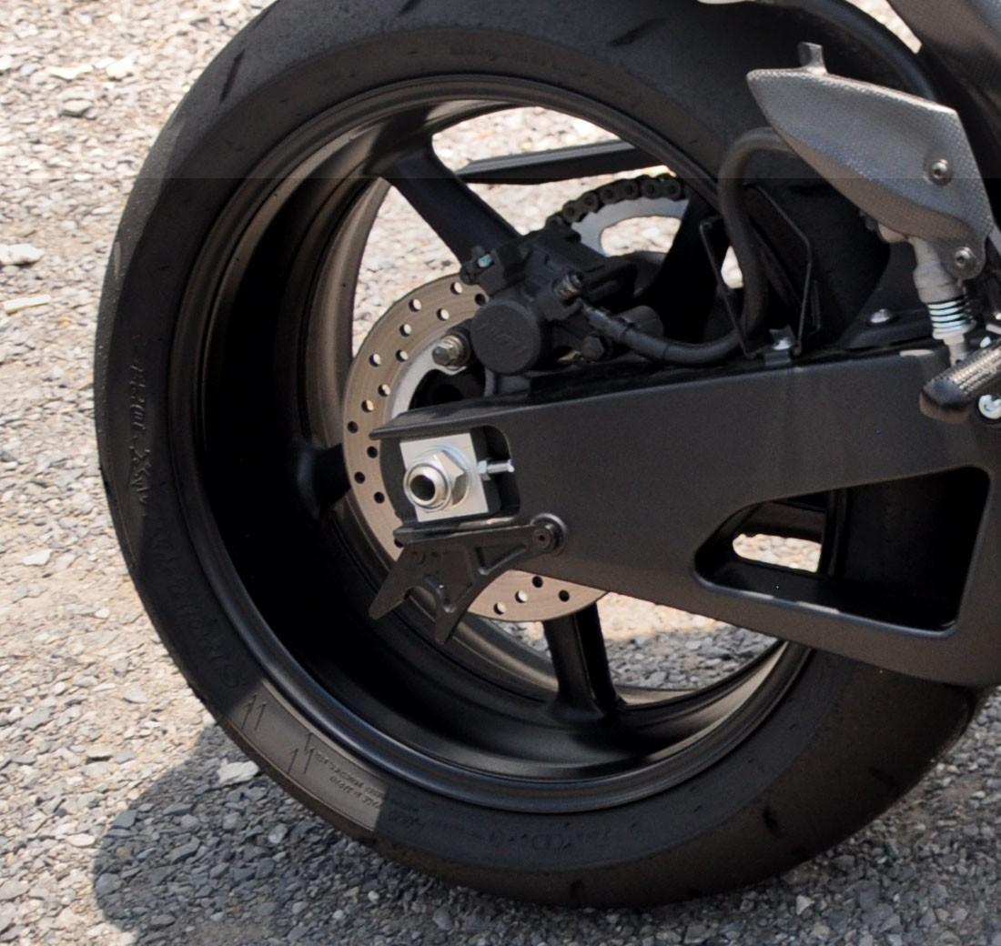 Brembo Brake Kit >> Yamaha YZF-R1 / FZ-09 Rear Stand Hook Kit