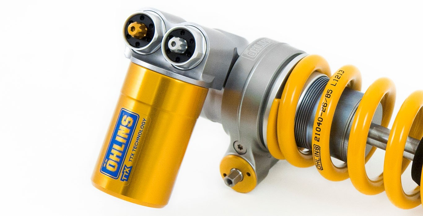 Ohlins TTX GP YA-932 Rear Shock Absorber 2007-2008 Yamaha YZF-R1