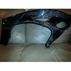 09-14 Yamaha YZF-R1 Lacomoto Carbon Fiber Frame Covers