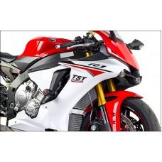 Womet-Tech 2015 Yamaha YZF-R1 / R1M Frame Sliders
