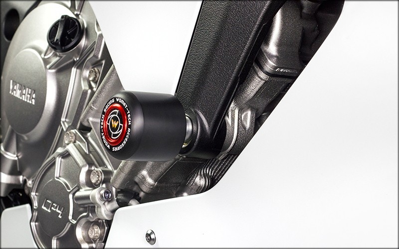 Womet-Tech 2015 Yamaha YZF-R1 / R1M Frame Sliders