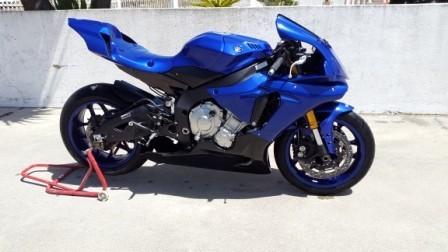 Lacomoto 2015-18 Yamaha YZF-R1 V3 Superbike Race Bodywork Kit