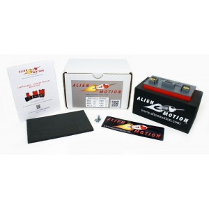 Alien Motion AM8-01 8 Cell LiFePO4 Battery
