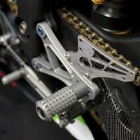 Evol Technology Kawasaki ZX-6R Rearsets 06-15
