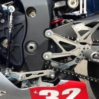 Evol Technology 2015-20 Yamaha YZF-R1 Rearsets