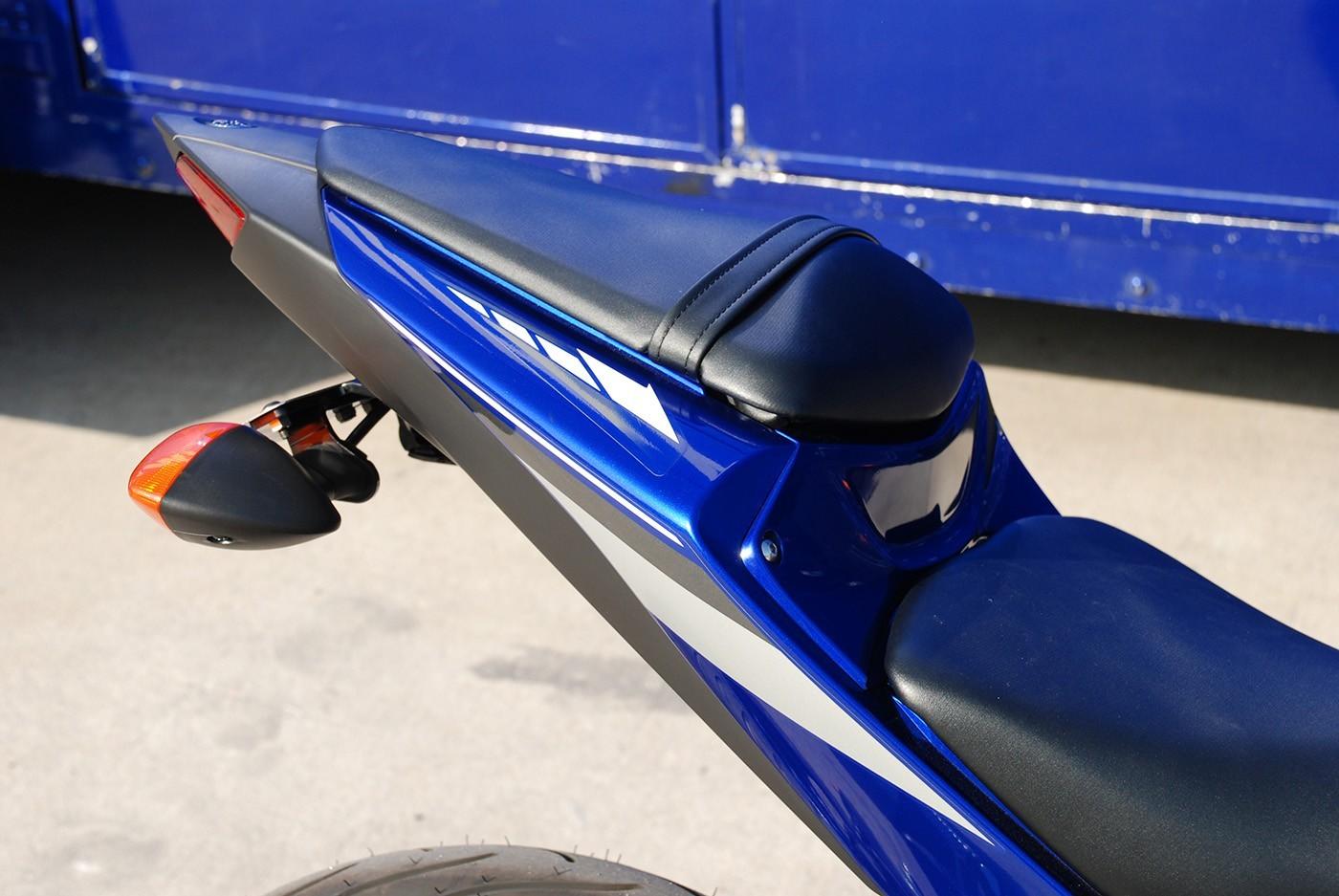 Graves Motorsports Yamaha YZF-R3 2015-2018 Fender Eliminator Kit