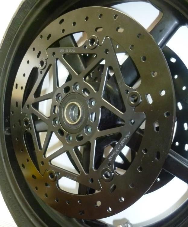 Braketech Ducati Rotors