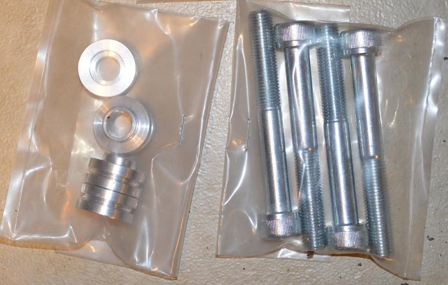 BrakeTech Ductile Iron 330 x 6mm Oversize Rotors Kit - 2015-18 YZF-R1 / R1M