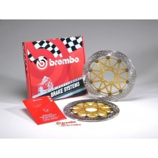 Brembo HPK Super Sport Racing Brake Rotors - Ducati, Honda, Suzuki, Yamaha, Kawasaki, Triumph, Aprilia