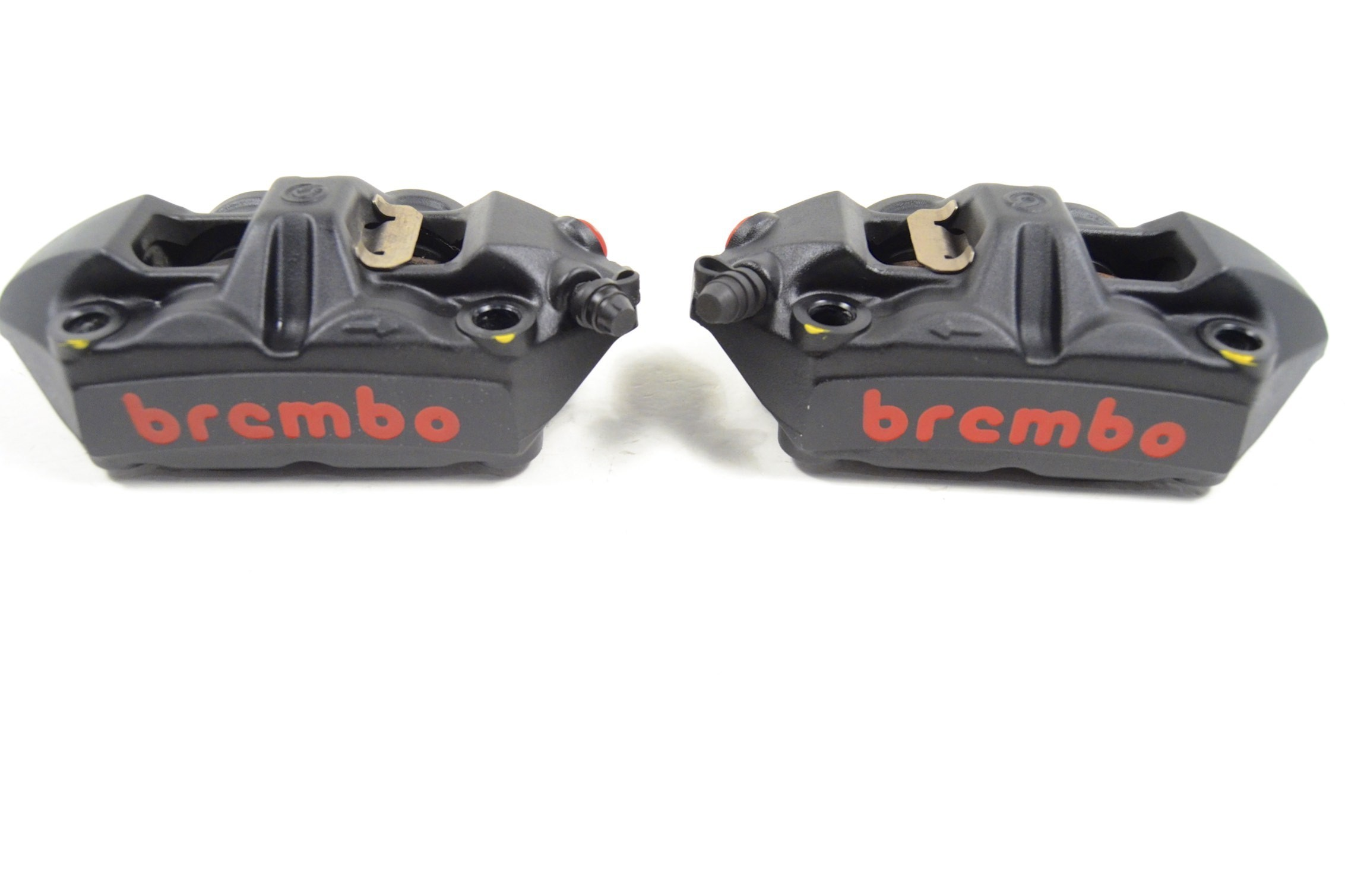 Brembo 100mm Forged Monobloc M4 Calipers (set of 2)