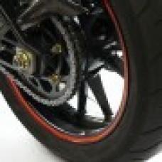 Pro-Bolt Titanium Axle Nut Rear Wheel For Yamaha YZF-R1 / BMW S1000RR / BMW HP4