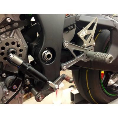 Evol Technology 2016-19 Kawasaki ZX-10R Rearsets