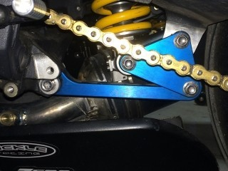 Apex Manufacturing Suspension Rear Link Kit for Triumph Daytona 675 06-15