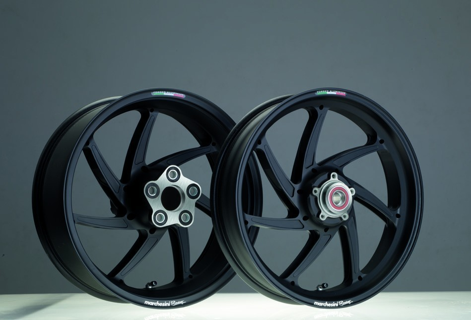 Marchesini Genesi M7RS Forged Aluminum Wheels