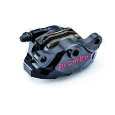 Brembo CNC Supersport Underslung Rear Brake Caliper Kit - Honda, Kawasaki, Suzuki, Yamaha