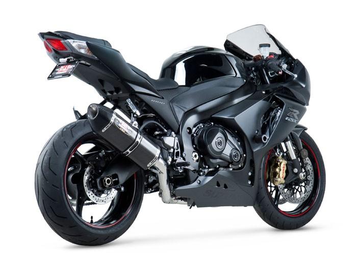 Yoshimura SUZUKI GSX-R1000 2012-16 Race R-77 Full System Carbon Fiber