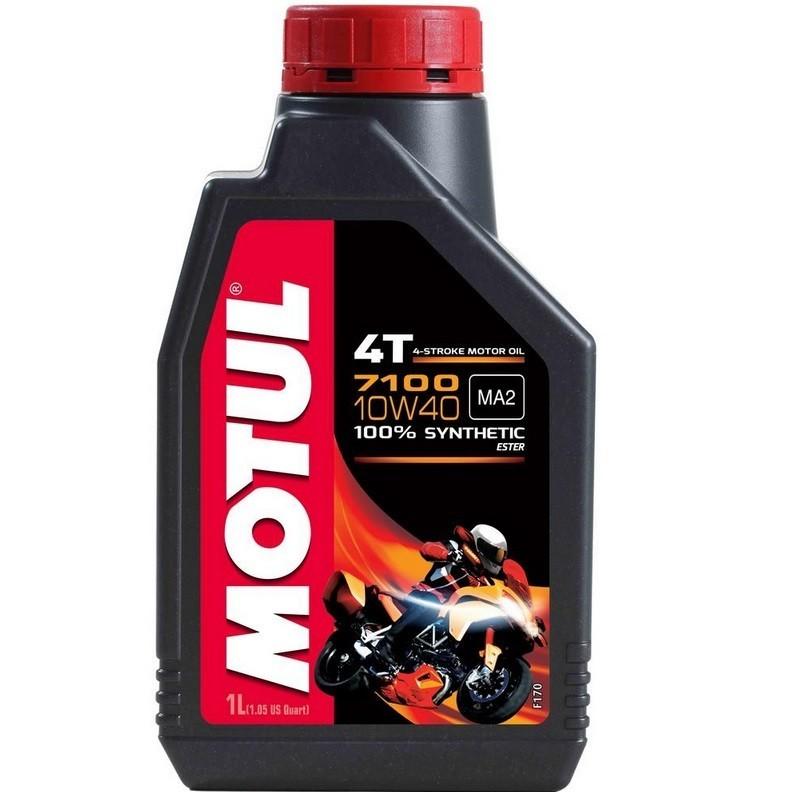 Motul 7100 4T Synthetic Oil in 4L