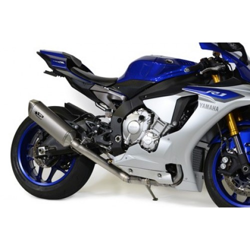 Spark Force 3/4 System with Titanium Force Muffler TI Collector YZF-R1/M  (15-16)
