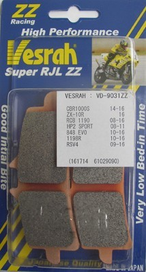 Vesrah VD-9053 RJL-ZZ for BMW S1000RR 09-18