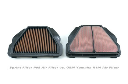 Sprint Filter P08 For YZF-R1 15-16