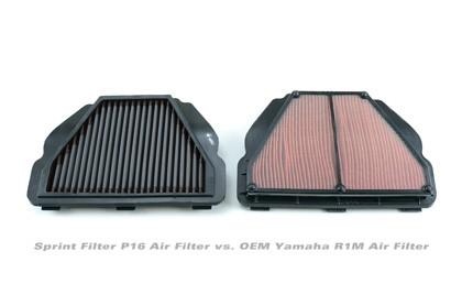 Sprint Filter P16 Race Filter For the 2015-2019 Yamaha R1