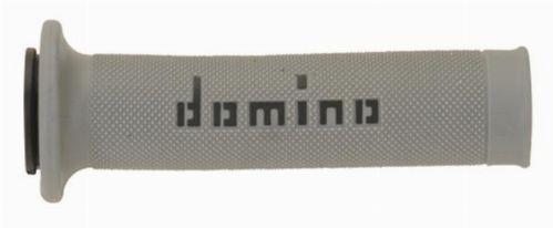 Domino Superbike Universal Checkered Grips